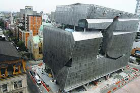 the cooper Union new building